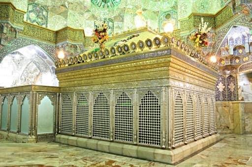 قبر امام رضا