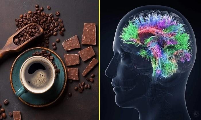 فواید خوردن قهوه و شکلات