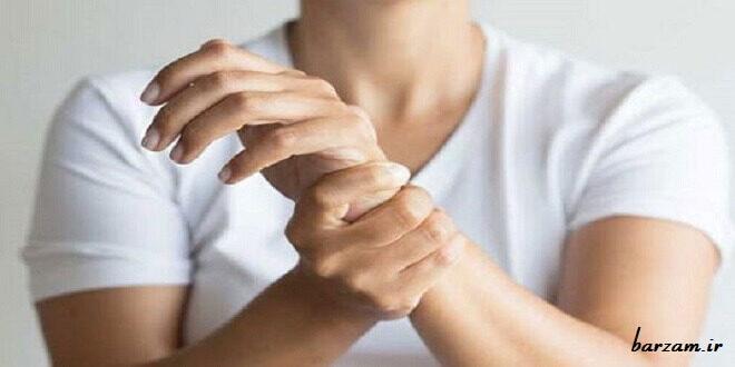 دلایل اصلی لرزش دست