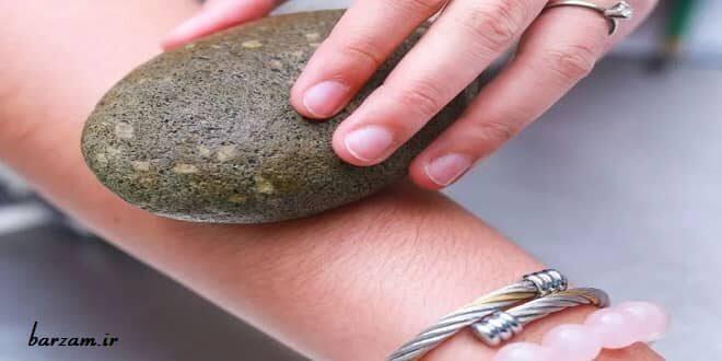 خواص و کاربرد سنگ پا