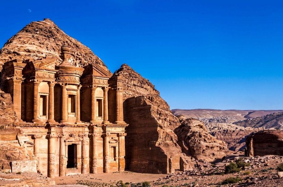 شهر پترا در اُردن