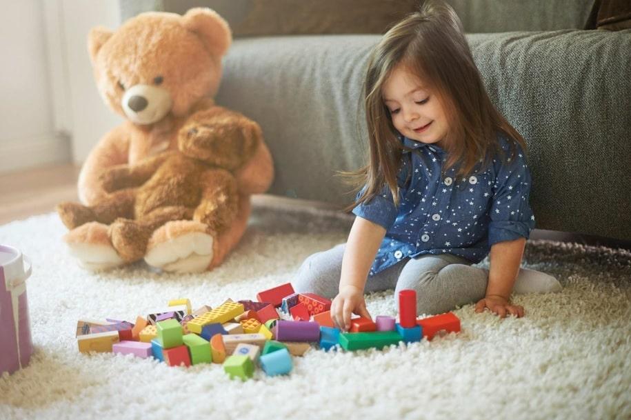 بهترین و سالم ترین اسباب بازی کودکان