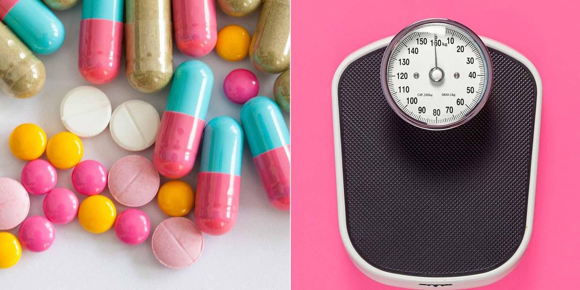 ارتباط قرص های ویتامین و اضافه وزن